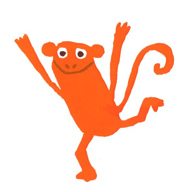 Monkey whohoo!