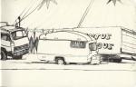 Santus Circus Caravan