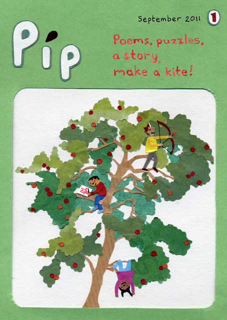 Cover of Pip issue 1