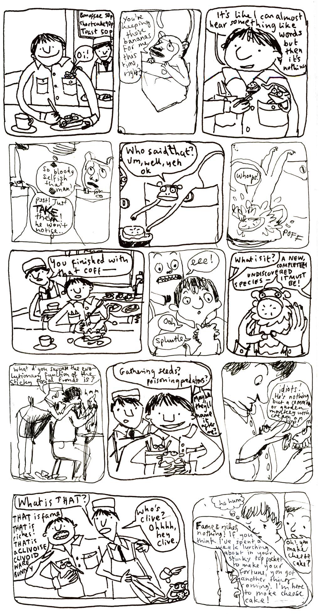 Comics jam