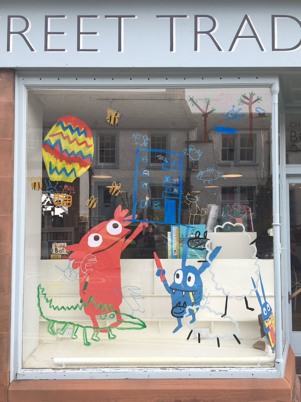 Mainstreet Trading window