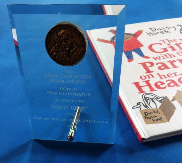 Ezra Jack Keats award