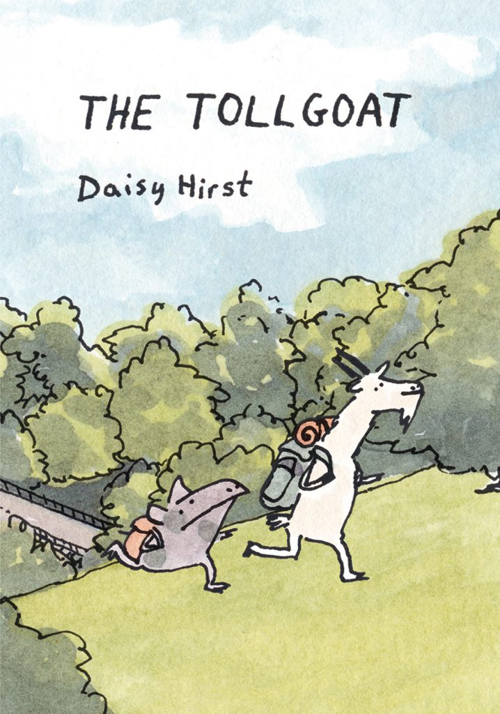 Tollgoat cover