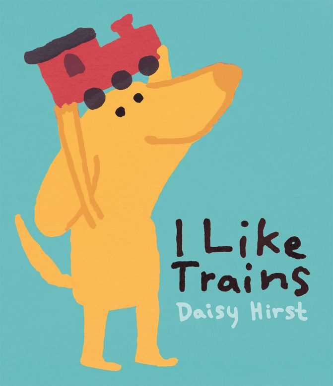 I Like Trains cover