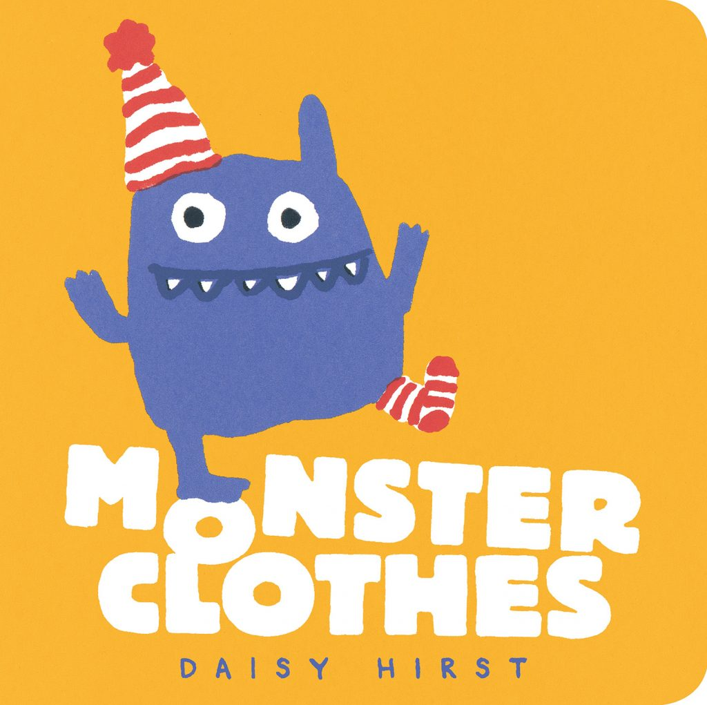 Monster Clothes cover