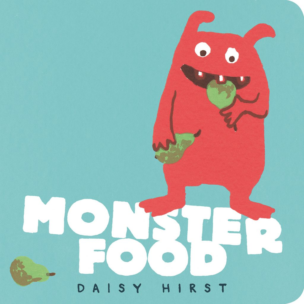 Monster Food cover