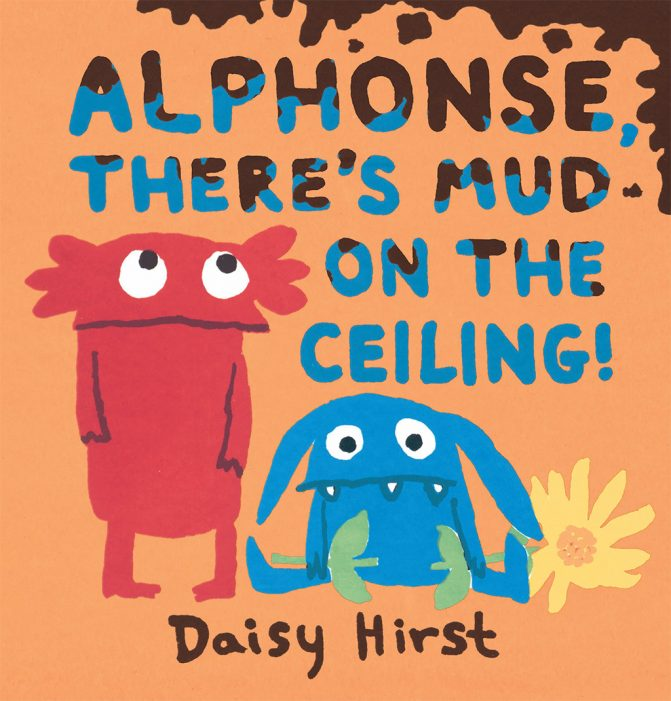Alphonse there's Mud on the Ceiling!
